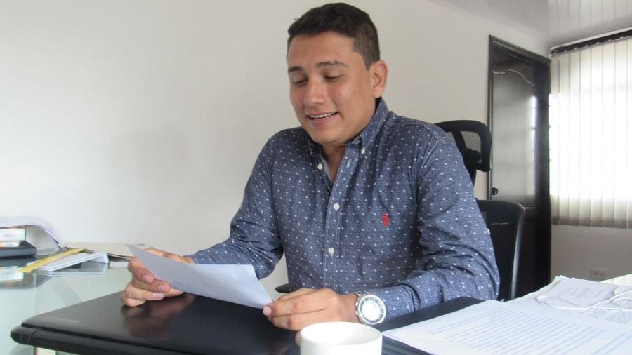 Resultado de imagen para Juan David Villa Romero,m Director IDM